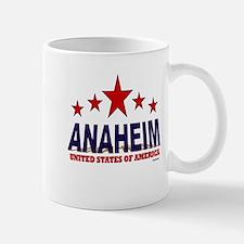Anaheim U.S.A. Mug