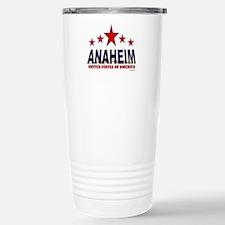 Anaheim U.S.A. Stainless Steel Travel Mug