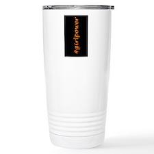 GirlPower Journal Travel Mug