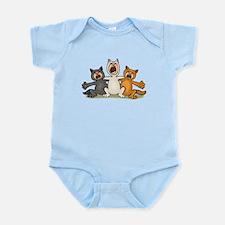 Cat Choir Body Suit