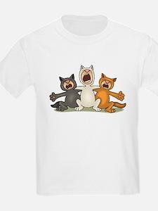 Cat Choir T-Shirt