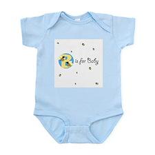 Cute Bumble bee Infant Bodysuit
