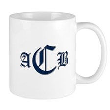 ACB (old english) Mug