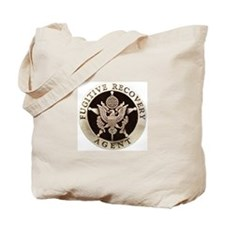 Fugitive Recovery Agent Tote Bag