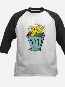 Garbage Cat Baseball Jersey