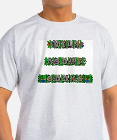Wild About Books T-Shirt