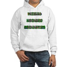 Wild About Books Hoodie