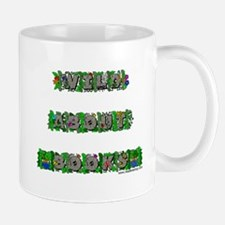 Wild About Books Mug