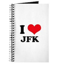 I Love JFK Journal