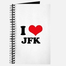 I Love JFK Journal