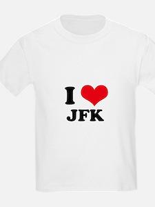 I Love JFK T-Shirt