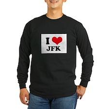 I Love JFK T