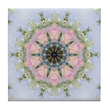 BRIDAL BOUQUET Tile Coaster