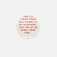 texas sports Mini Button