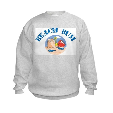 Beach Bum Kids Sweatshirt