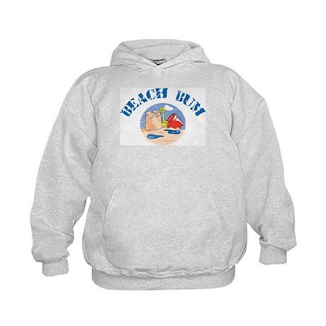 Beach Bum Kids Hoodie