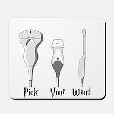 Pick Your Wand Design #2 (light Mousepad