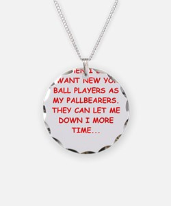 new york sports Necklace