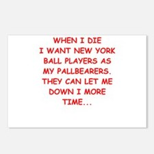 new york sports Postcards (Package of 8)