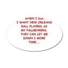 new orleans sports Wall Decal