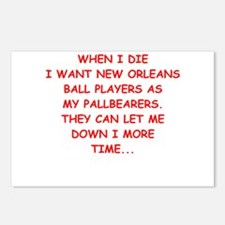 new orleans sports Postcards (Package of 8)