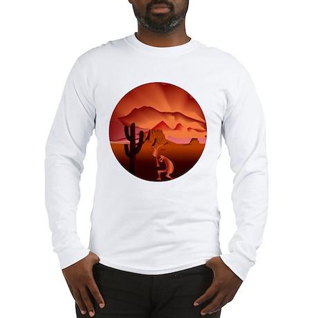 Southwest Kokopelli Long Sleeve T-Shirt