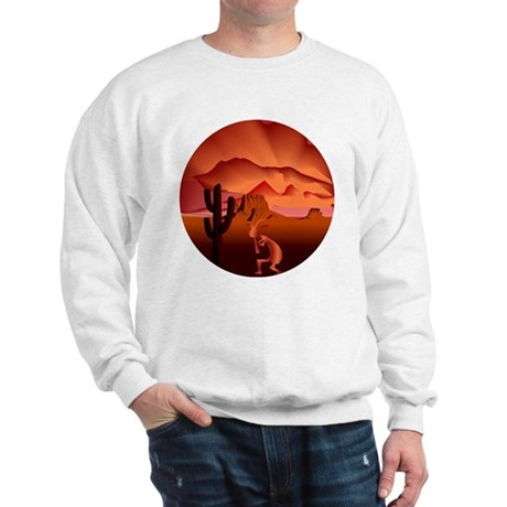 Southwest Kokopelli Sweatshirt