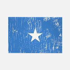 Vintage Somalia Rectangle Magnet