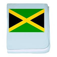Unique Caribbean baby blanket