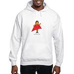 Little Miss Latin Hooded Sweatshirt