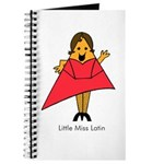 Little Miss Latin Journal