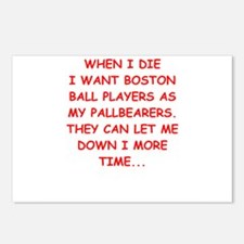 boston sports Postcards (Package of 8)