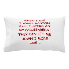 boston sports Pillow Case