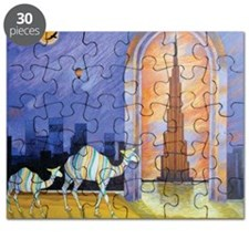 Camels in the wonderland  Puzzle