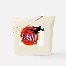 Karate Kid Tote Bag