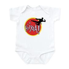 Karate Kid Infant Bodysuit