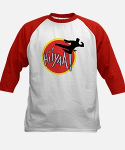 Karate Kid Kids Baseball Jersey