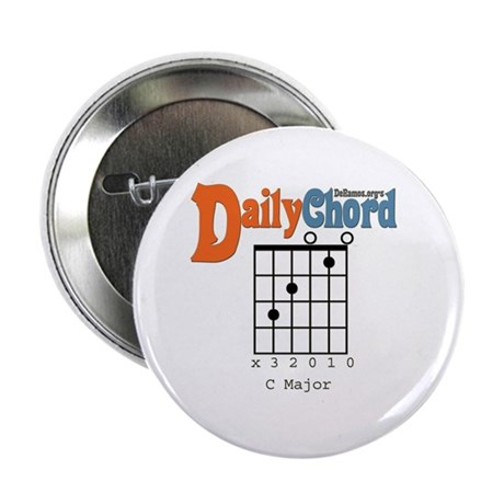 """Daily Chord 2.25"""" Button (10 pack)"""