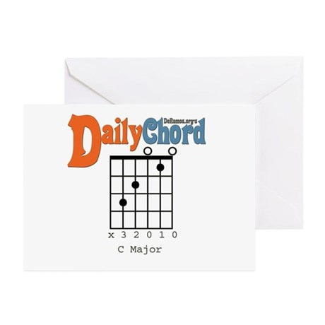 Daily Chord Greeting Cards (Pk of 10)
