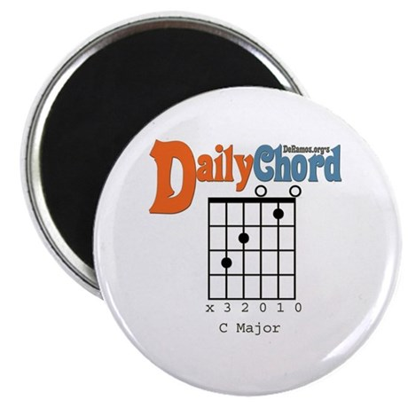 """Daily Chord 2.25"""" Magnet (10 pack)"""