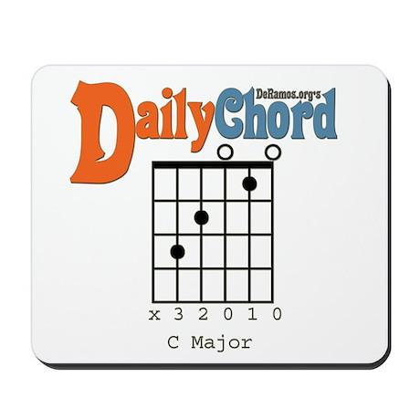 Daily Chord Mousepad