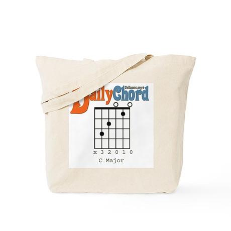 Daily Chord Tote Bag