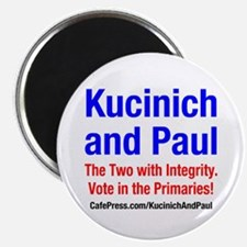Kucinich and Paul Magnet