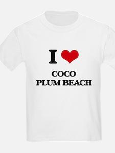 I Love Coco Plum Beach T-Shirt
