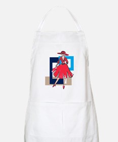 CLASSIC FASHION MODEL Apron