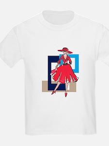 CLASSIC FASHION MODEL T-Shirt