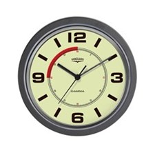 Vanguard Gamma Wall Clock