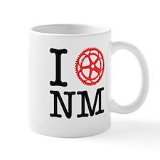 I Bike NM Mug