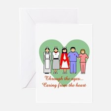 Caring From The Heart Greeting Cards (Pk of 10)