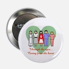 "Caring From The Heart 2.25"" Button (10 pack)"